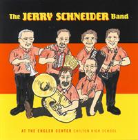 Jerry Schneider And His Orchestra    - At The Engler Center - Chilton high School