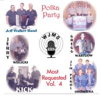 WJMS RADIO    - WJMS RADIO Most Requested Vol Four