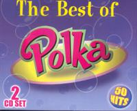 Best of Polka - The Best of Polka -  2 CD SET - 50 HITS