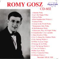 Romy Gosz and his Orchestra - Recorded 1935-1936