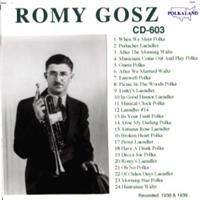 Romy Gosz and his Orchestra - Recorded 1938 & 1939