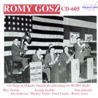 Romy Gosz and his Orchestra - Recordings from 1950-1952