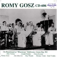 Romy Gosz and his Orchestra - Recordings from 1952 1954