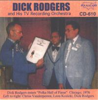 Dick Rodgers and his TV Recording Orchestra - Dick Rodgers and his TV Recording Orchestra