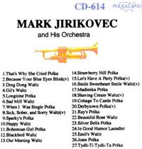 Mark Jirikovec and his Orchestra - Mark Jirikovec and his Orchestra