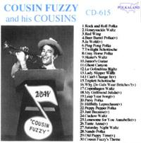 Cousin Fuzzy and his Cousins - Recorded 1951 - 1960