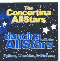 Concertina All Stars - Dancing with the All Stars