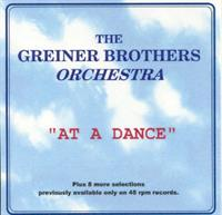 Greiner Bros Orchestra - The Greiner Brothers Orchestra