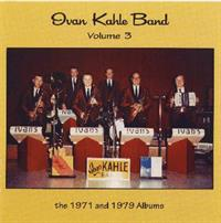 Ivan Kahle Band - Volume 3 - (the 1971 and 1979 Albums)