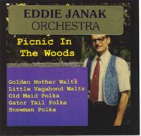 Eddie Janak Orchestra - Picnic In The Woods