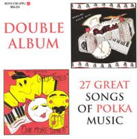 Ray Konkol - Double Album - 27 Great Songs for Polka Music