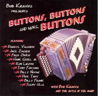 Bob Kravos - Bob Kravos Presents - Buttons Buttons And More Buttons