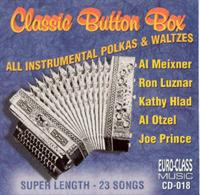 Al Meixner - Classic Button Box - All Instrumental Polkas & Waltzes