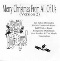 All of Us - Merry Christmas From All Of Us (Version 2)