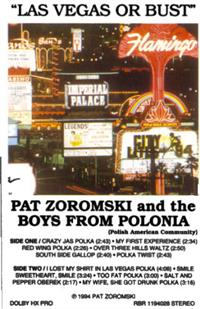 Pat Zoromski and the Boys From Polonia -