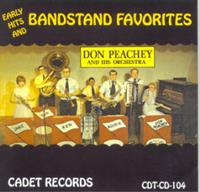 Don Peachey Band - Early Hits and Bandstand Favorites