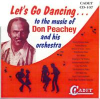 Don Peachey Band - Let's Go Dancing