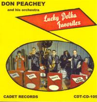 Don Peachey Band - Lucky Polka Favorites