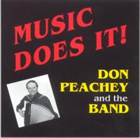 Don Peachey Band - Music Does It!