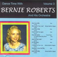Bernie Roberts And His Orchestra - Dance Time With...Bernie Roberts And His Orchestra Vol 3