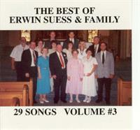 Erwin Suess - The Best Of Erwin Suess & Family 29 Songs Vol #3