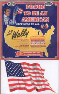 Li'l Wally - Proud To Be An American