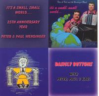 Peter & Paul Wendinger Band - It's A Small, Small World..Basicly Buttons